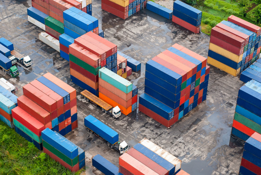The Evolution of Freight Transport